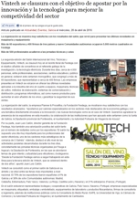 Winetech is brought to a close with the aim to improve innovation and technology to achieve competence in the sector
